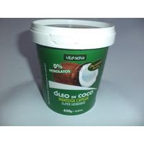 Manteiga Capilar Óleo De Coco Vita Seiva 450g Vita Seiva 1un