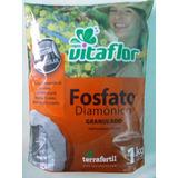 Fertilizante Vitaflor Fosfato Diamonico 1 Kg - Caballito