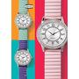 Reloj Pretty Pastel Malla Elastizada Avon