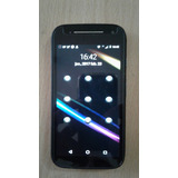 Motorola Moto E 4g Lte Libre Gps Cámara Quad-core Ctas S/