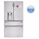 Refrigeradora 713 Lt Gm84sdsb.astglp Inox Lg