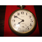 Antiguo Reloj Bolsillo Zenith Open Face