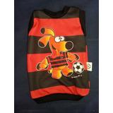 Camisas Times Para Cães Flamengo, Flu Vasco & Botafogo Pmg