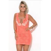 Vestido Lace Vibrant Max Glamm Ref: 77012