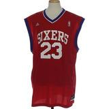 Polera adidas Sixers 23 Basketball Nba Original Talla Xl