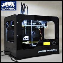 Impressora 3d Wanhao D4- Nova - Nf E Garantia