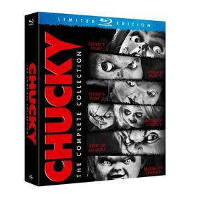 Chucky The Complete Collection La Coleccion Completa Bluray