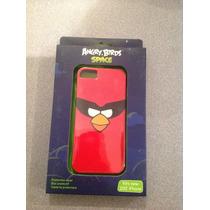Case Iphone5 Angrybirds Gear4 Roja