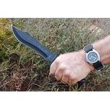 Cuchillo Puñal Militar Táctico Oso Negro Case Polimero