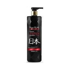 Escova Japonesa - Plástica Capilar Nova Delle (gloss-1litro)