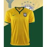 Camisa Nike Brasil Oficial
