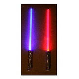 Lote De 2 Star Wars Sound Fx Sable De Luz Light Saber Espad