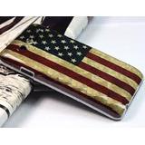 Capa Bandeira Estados Unidos Galaxy S2 Lite I9070 Pelicula