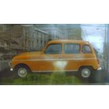 Renault 4l De 1968 Con Su Fasiculo En Escala 1:43 De Altaya