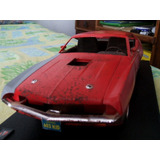 1970 Ford Torino Gt Unrestored 1/18