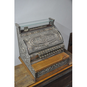 Máquina Registradora National Antiga