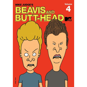 Beavis and butthead en mercado libre mxico beavis and butt head volume 4 cuatro serie importada dvd voltagebd Gallery