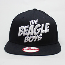 Boné Aba Reta The Beagle Boys Azul Marinho - Snapback