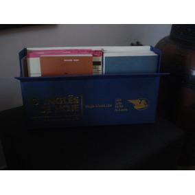 Método De Ingles Raro 1976 Com 24 Vinis Compactos