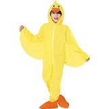 Disfraz Para Niño Pato De La Mujer De Smiffy Disfraz Para N