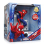 Alcancia Spiderman El Hombre Araña Con Luz Y Sonido, Marvel
