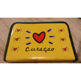 Estojo Infantil Curaçao Amarelo