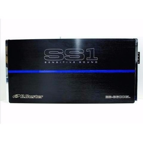 Módulo Amplificador B.buster Bb-3600gl 3000w/1200w Rms