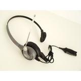 Auricular Headset Plantronics Avaya Supra Elite Ah450 Nuevo