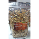 Granola Premium - Frutas Secas - Artesanal - Bolsa 5kg