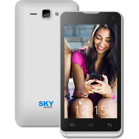 Celular Smartphone Sky Devices 4.0 Dual Sim Novo Importado