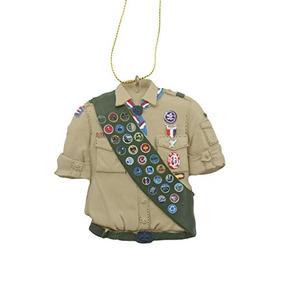 Kurt Adler Boy Scouts De América Camisa De Eagle Scout Águi