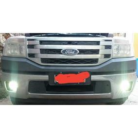 Ford Ranger Led 2 Faros 6000k Envio Gratis