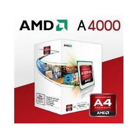 Procesador Amd A4 4000 Dual Core 3.2 Ghz Max Turbo 3.0ghz Ba
