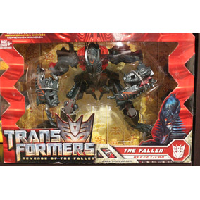 Transformers Fallen Clase Voyager Revenge Of The Fallen
