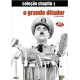 Dvd Original: O Grande Ditador - Filme Lacardo