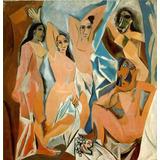 Tecido Pablo Picasso 70x100 (modelo 4) 49,99
