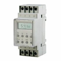 Timer Temporizador Digital Trilho Quadro 220v Garantia 1 Ano