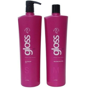 Escova Progressiva Fox Gloss 2 X 1l