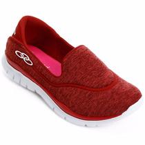 Tênis Sapatilha Olympikus Angel Feetpad Cores 100% Original