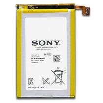 Bateria Pila Sony Xperia Zl Zq Lt35 L35i C6505 Nueva