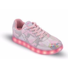 Zapatillas 47st Street Luces Led Carga Usb Footy Mundomanias