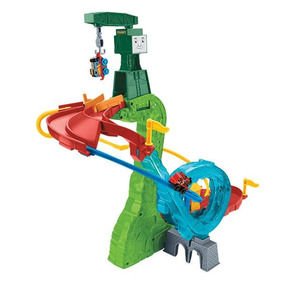 T&f Minis Pista Locura En Miniatura Mattel Cgm19