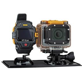 C¿mara Hp Action Cam Ac300w, 32gb, 16 Mp, Full Hd, Wifi, Man