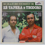Lp Zé Tapera E Teodoro - Os Grandes Sucessos - 1983 - Arara