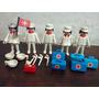 Bonecos Playmobil - Enfermeiros