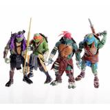 4 Tortugas Ninja Tmnt