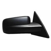 Espejo Retrovisor Para Mustang 2005-2009 Negro Texturizado