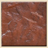 Ceramica Patio Roja Laja Vecchia Loimar 35x35 Curada A Fuego
