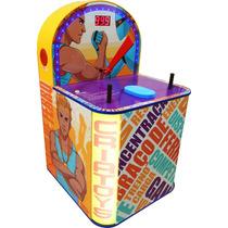 Brinquedo Para Buffets , Shopping E Parques , Braço De Ferro