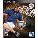 Fifa Street Ps3 | Digital Mercadolider Chokobo